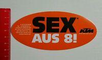 Aufkleber/Sticker: KTM Sportmotorcycles (201016105)