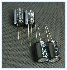 (4pcs) 330uf 63v Rubycon Radial Electrolytic Capacitor 63v330uf Long Life YXF