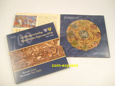 *** EURO KMS BELGIEN 2002 Guldensporenslag Kursmünzensatz Coin Set Belgium ***
