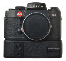 Leica R4 35mm SLR with motor winder ex.+++  One of the best buys in high quality