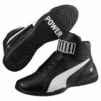 PUMA Men's BMW M Motorsport Kart Cat III Mid Shoes