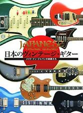 Japanese Vintage Guitars Photo and Guide Book Made in Japan Music  NEW F/S