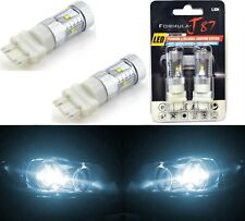 LED Light 30W 4157 White 6000K Two Bulbs Rear Turn Signal Replacement Upgrade OE