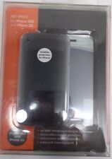 QDOS QD-73321-C Jet Shell Clear Case and Screen Protectors for iPhone 3G/GS