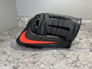 NIKE Vapor V360 Hyperfuse Hot Punch Black Right Hand Throw Baseball Glove 12.75