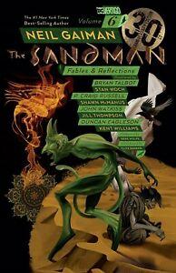 SANDMAN VOL #6 GRAPHIC NOVEL Fables & Reflections 30th Ann. Edition DC Comics TP