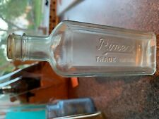 Pinex Trademark Bottle Clear