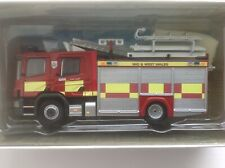 Fire Brigade Models Scania Mid & West Wales Fire & Rescue