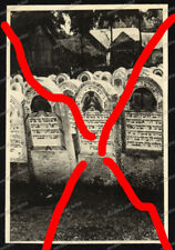 Foto-Cieszanów-Lubaczów-Karpatenvorland-1940-Polen-Juden Friedhof-3