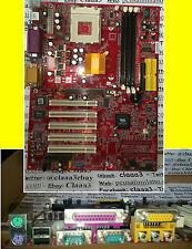 SCHEDA MADRE MSI MS-6380E VER 1.0 SOCKET A 462 ATHLON AMD serial AGP MICROSTAR