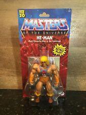 Masters Of The Universe Origins He-Man Walmart Exclusive!