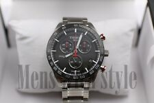 TISSOT PRS 516 Cronógrafo Cuadrante negro Reloj Para hombres T100.417.11.051.01