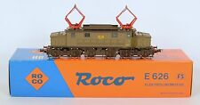 ROCO HO 4187 A FS ITALIAN E626 FAB RUNNER DIR LIGHTS UNUSED DETAILING MINT BOXED