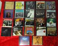 26 CD´s JAZZ & SWING - Sammlung - von Chris Barber bis Duke Ellington  -