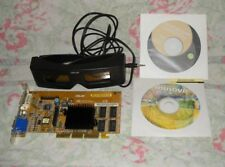 SCHEDA VIDEO ASUS AGP-V7100/2V1D/32M ,OCCHIALI GLASSES 3D ASUS VR-100, CD DRIVE