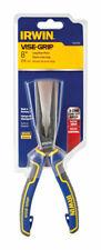 Irwin  Vise-Grip  8 in. Alloy Steel  Long Nose Pliers  Blue/Yellow  1 pk