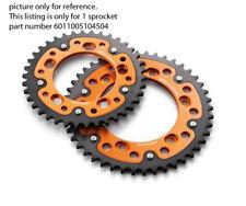 KTM 2K Rear Sprocket 45T 950 990 1050 1190 1290 2003-17 Adventure 6011005104504