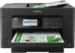 Epson Workforce Wf-7820 All-in-One Printer Inkjet Printer