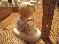 """Precious Moments Figurine """"Dawn'S Early Light"""" - #Pm-831 - No Box"""