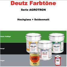 Deutz Agrotron Lack Farbe Traktor Schlepper Landmaschinen Machinen - PREMIUM