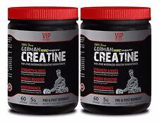 Creatine protein GERMAN CREATINE STRENGTH & MASS PURE 300g High-energy powder 2B