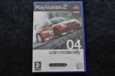 Colin Mcrae Rally 04 Playstation 2 PS2 Geen Manual