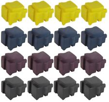 Xerox ColorQube 8570/8580 Set of 16 Compatible Solid Ink Sticks