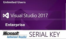 MS Visual Studio 2017 Enterprise Lifetime License Key - Connect to Your Mail