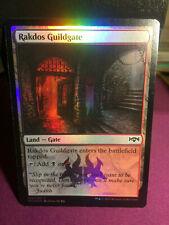 MTG Magic the Gathering Foil Common Rakdos Guildgate RNA #256 Mint 💎 ✔ 🔎