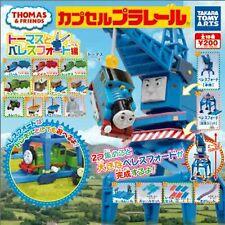 Capsule Plarail Thomas the tank engine Thomas and Beresford All 18 Set Complete