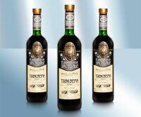 "Rotwein ""Tavkveri"" Süß 12% Вино ""Тавквери"" красное сладкое Georgischer Wein"