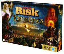 Kids Toys Time Risk Lord Of The Rings Board Game - 10 Years +