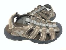 NEW! Skechers Men's RELAXED FIT CONIFER SELMO Sport Sandals Brown #64641 176G z