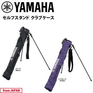 2020 YAMAHA Golf Japan Self stand club case Y21SS Black or Violet 20wn