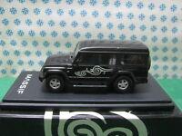"Vintage  -  FIAT  CAMPAGNOLA  MASSIF "" All Black's ""     - 1/43 Iveco Italia"
