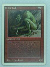 MTG - Sedge Troll Unlimited