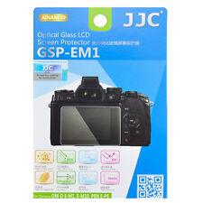 JJC GSP-EM1 Optical GLASS LCD Protector Olympus E-M1 E-M10 EM10II F E-P5 E-PL7 E