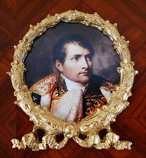 French emperor Napoleon Bonaparte. Faux Ormolu.Furniture mounts/decor.