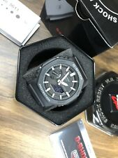 Casio G-shock GA-2100-1AER Limited Black/white Rare Sold Out