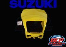 2002 - 2017 SUZUKI DR-Z DRZ 400S SM DR 200 650 OEM HEAD LIGHT COVER FACE YELLOW