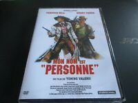 "DVD NEUF ""MON NOM EST PERSONNE"" Terence HILL, Henry FONDA - western"