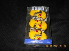 1998 Home Essentials Rubber Duck Ducky Duckie Shower Curtain Rings Hooks