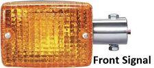 Yamaha Front Turn Signal XV920 XV 920 XV-920 Chrome Flasher Winker Blinker Light