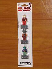 NiB Lego STAR WARS Minifigures Chancellor Palpatine Nute Gunray Onaconda Farr