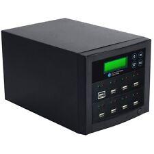 1-7 Hi-Speed USB 2.0 / 3.0 Flash Memory Pen Drives Duplicator Machine System