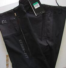 NWT Mens NIKE GOLF Storm Fit Elite Black Wind Water Proof Pants XL