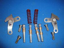 NEW UPPER & LOWER DOOR HINGE REBUILD KIT LH RH 60 61 1962 1963 1964 FALCON COMET