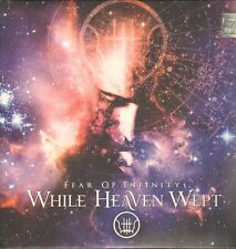 WHILE HEAVEN WEPT - fear of infinity LP