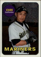 2018 Topps Heritage High Baseball Chrome Parallel Singles (Pick Your Cards)