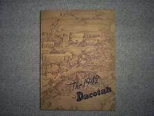 1942 University of North Dakota Dacotah Yearbook Annual - Very Nice!